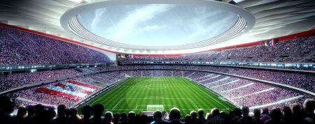 Atletico Madrid khoe phong thay do cuc chat o SVD Wanda Metropolitano - Anh 7