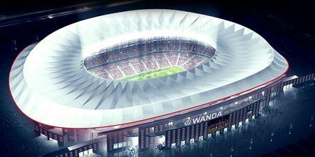 Atletico Madrid khoe phong thay do cuc chat o SVD Wanda Metropolitano - Anh 8