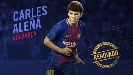'Iniesta moi' chinh thuc gia han hop dong voi Barcelona - Anh 1