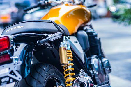 Moto Honda CB1100RS 2017 gia gan 500 trieu tai Ha Noi - Anh 10