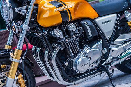 Moto Honda CB1100RS 2017 gia gan 500 trieu tai Ha Noi - Anh 11