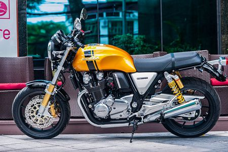 Moto Honda CB1100RS 2017 gia gan 500 trieu tai Ha Noi - Anh 12