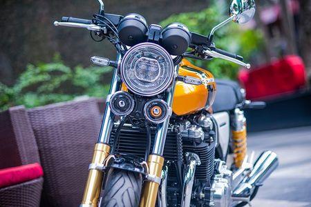 Moto Honda CB1100RS 2017 gia gan 500 trieu tai Ha Noi - Anh 2