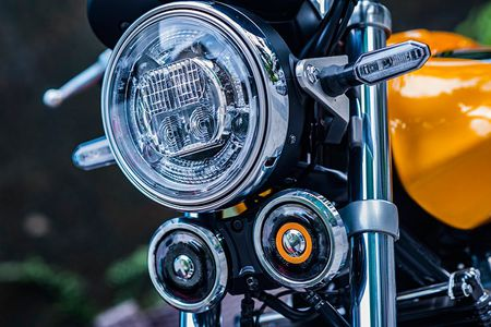 Moto Honda CB1100RS 2017 gia gan 500 trieu tai Ha Noi - Anh 3