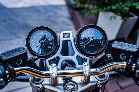 Moto Honda CB1100RS 2017 gia gan 500 trieu tai Ha Noi - Anh 4