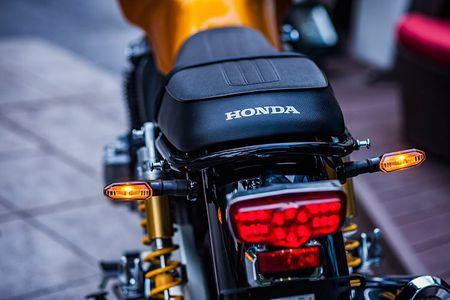 Moto Honda CB1100RS 2017 gia gan 500 trieu tai Ha Noi - Anh 6