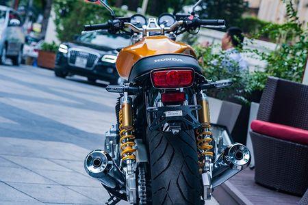 Moto Honda CB1100RS 2017 gia gan 500 trieu tai Ha Noi - Anh 7