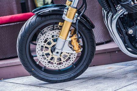 Moto Honda CB1100RS 2017 gia gan 500 trieu tai Ha Noi - Anh 8