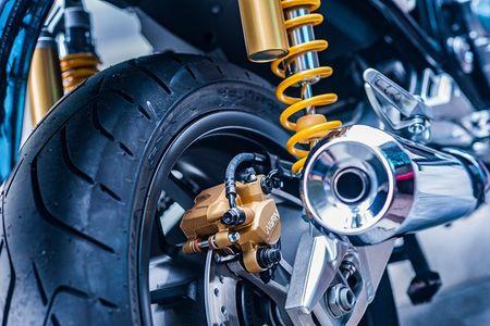 Moto Honda CB1100RS 2017 gia gan 500 trieu tai Ha Noi - Anh 9