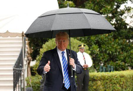 Ong Trump: My se khong khoan dung truoc cac hanh dong cua Trieu Tien - Anh 1