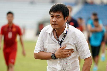 HLV Huu Thang: 'Toi lay danh du bao dam cau thu U.22 Viet Nam khong dinh tieu cuc' - Anh 1