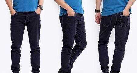 Mac quan jeans phu hop de di chan cuu, chan bo? - Anh 1