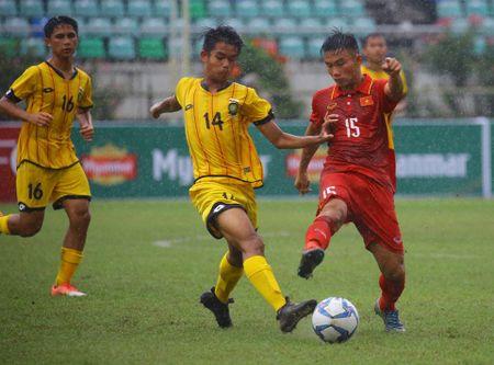 U18 cua HLV Hoang Anh Tuan dai thang ngay ra quan - Anh 3