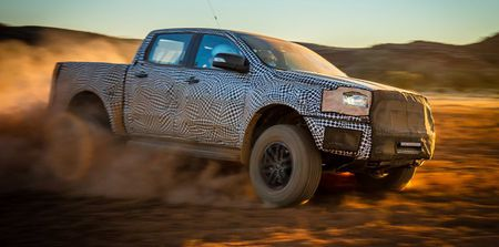 Ford xac nhan se co Ranger Raptor vao nam 2018 - Anh 3