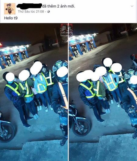 Ngu gat khi di phuot, cap doi phuot thu gap tai nan chet nguoi ngay sau khi 'check-in' facebook - Anh 1