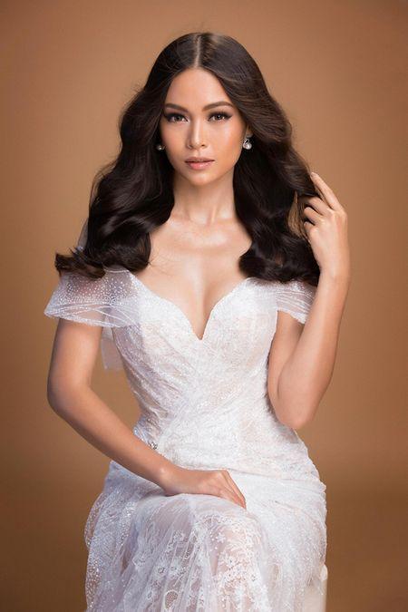 Chan dai Next Top 'tran ngap' Vong so khao Miss Universe Vietnam 2017 - Anh 12