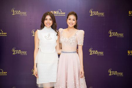 Chan dai Next Top 'tran ngap' Vong so khao Miss Universe Vietnam 2017 - Anh 5