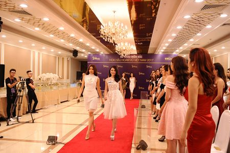 Chan dai Next Top 'tran ngap' Vong so khao Miss Universe Vietnam 2017 - Anh 6