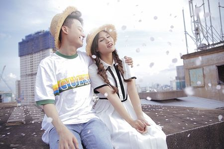 A quan Tuyet dinh song ca ket hop cungTang Nhat Tue trong MV dau tay - Anh 2
