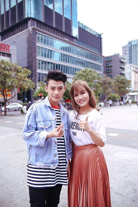 A quan Tuyet dinh song ca ket hop cungTang Nhat Tue trong MV dau tay - Anh 3