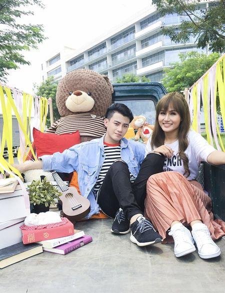A quan Tuyet dinh song ca ket hop cungTang Nhat Tue trong MV dau tay - Anh 4