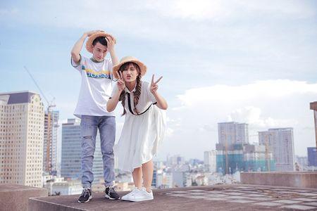 A quan Tuyet dinh song ca ket hop cungTang Nhat Tue trong MV dau tay - Anh 6