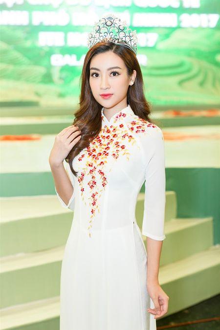 Do My Linh do sac cung Hoa hau Hoan vu Lao moi dang quang - Anh 5
