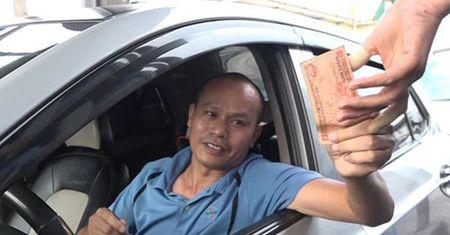 Su that thong tin de nghi dieu tra tai xe tra tien le o tram BOT quoc lo 5 - Anh 1