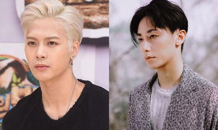 Jackson (GOT7) tam dung hoat dong vi suc khoe yeu, Rocker Nguyen voi 'inbox' tham hoi - Anh 2
