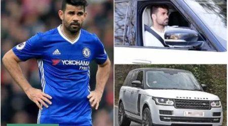 Chelsea ra lenh trung phat doi voi Costa - Anh 1