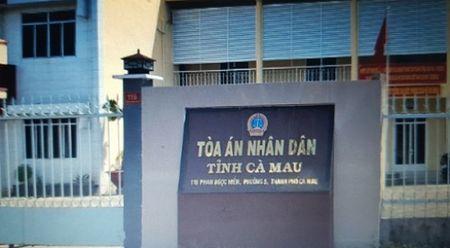 Chanh toa Hinh su Ca Mau thua nhan co hanh hung phu nu - Anh 1
