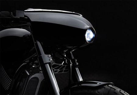 Ngam Harley-Davidson Street 750 do 'vien tuong' cua Bandit9 - Anh 2