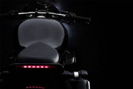 Ngam Harley-Davidson Street 750 do 'vien tuong' cua Bandit9 - Anh 4