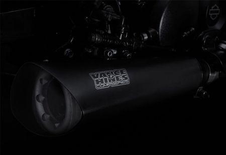 Ngam Harley-Davidson Street 750 do 'vien tuong' cua Bandit9 - Anh 6