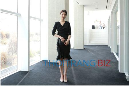 Nhung mau dam cong so an tuong cho nang don thu - Anh 14