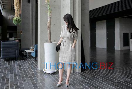 Nhung mau dam cong so an tuong cho nang don thu - Anh 2