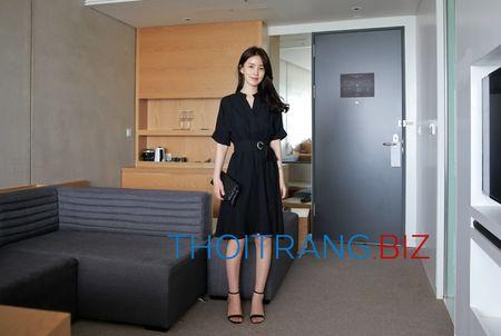 Nhung mau dam cong so an tuong cho nang don thu - Anh 6