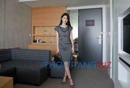 Nhung mau dam cong so an tuong cho nang don thu - Anh 8