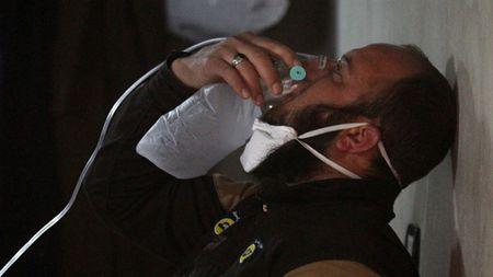 Lien Hop quoc phat hien chinh quyen Syria dung vu khi hoa hoc - Anh 1