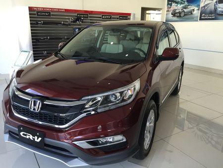Honda CR-V rot gia the tham, co nen mua xe luc nay? - Anh 1