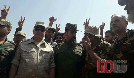'Ho Syria' sap giang don ket lieu IS, giai phong hoan toan Deir Ezzor - Anh 2