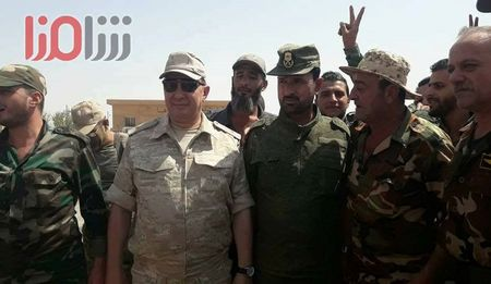 'Ho Syria' sap giang don ket lieu IS, giai phong hoan toan Deir Ezzor - Anh 3