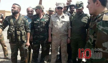 'Ho Syria' sap giang don ket lieu IS, giai phong hoan toan Deir Ezzor - Anh 5