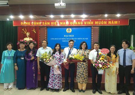 Dai hoi Cong doan So Thong tin va Truyen thong Ha Noi: Doan ket, trach nhiem, doi moi - Anh 1