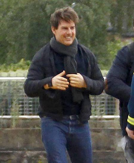 Katie Holmes phai giau chuyen hen ho vi thoa thuan tro cap sau ly hon voi Tom Cruise - Anh 5