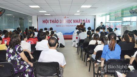 Dai su quan Nhat Ban: Can hieu thau dao hon ve du hoc Nhat Ban - Anh 3