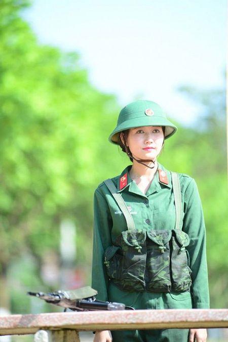Mai Ngo - Huong Giang lam 'bong hong thep', quyet tam 'nao loan' Sao nhap ngu - Anh 3