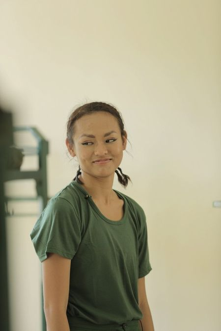 Mai Ngo - Huong Giang lam 'bong hong thep', quyet tam 'nao loan' Sao nhap ngu - Anh 4