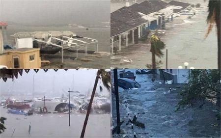 Bao Irma do bo: Puerto Rico va quan dao Virgin hoan toan bi pha huy - Anh 2