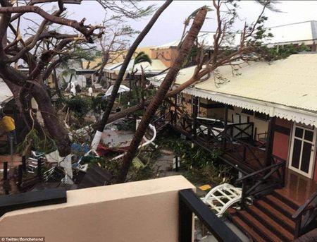 Bao Irma do bo: Puerto Rico va quan dao Virgin hoan toan bi pha huy - Anh 7